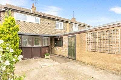 3 bed terraced house for sale in Snowdon Avenue, Oakham LE15