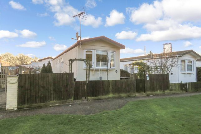 Mobile/park home for sale in The Grove, Warboys Road, Old Hurst, Huntingdon, Cambridgeshire