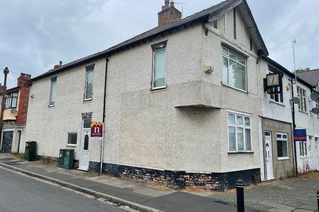 Thumbnail Terraced house to rent in Old Chester Road, Birkenhead, Wirral