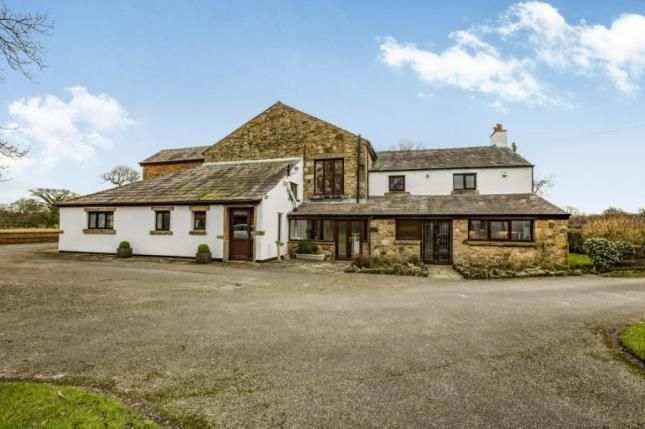 Thumbnail Barn conversion for sale in Whalley Road, Samlesbury, Preston, Lancashire