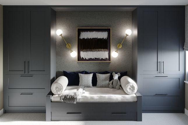Bedroom Four of Plot 6, Beauchief Grove S7
