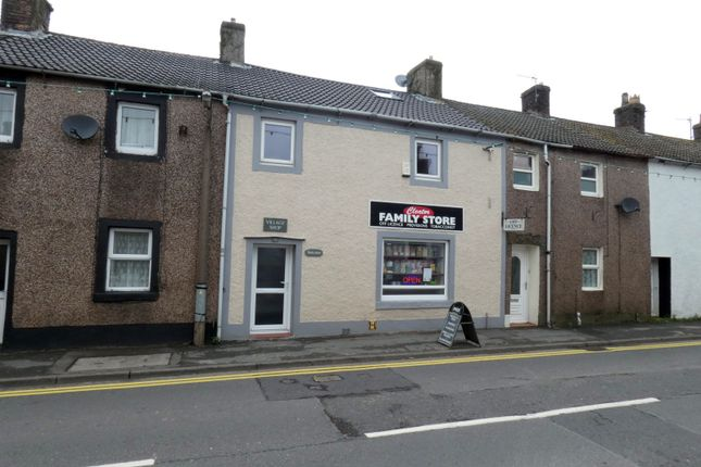 Thumbnail Retail premises for sale in Main Street, Cleator