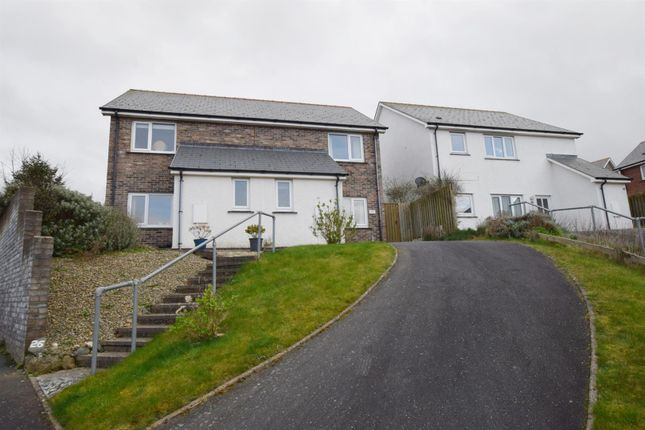 Thumbnail Semi-detached house for sale in Clos Y Fferm, Aberporth, Cardigan