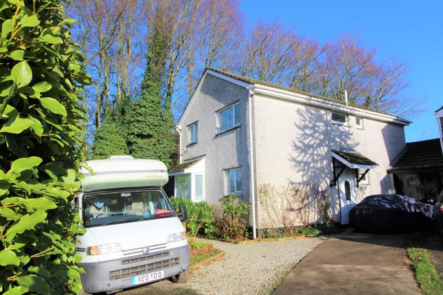 Thumbnail Detached house for sale in Willow Close, Callington