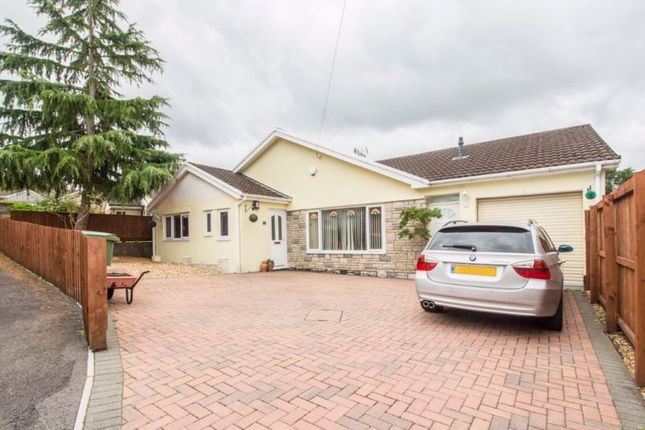 Thumbnail Bungalow for sale in Greenmeadow, Machen, Caerphilly