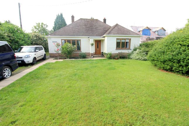 Thumbnail Detached bungalow for sale in Old Stone Road, Undy, Caldicot
