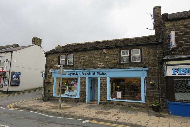 Thumbnail Retail premises for sale in Kirkgate, Silsden