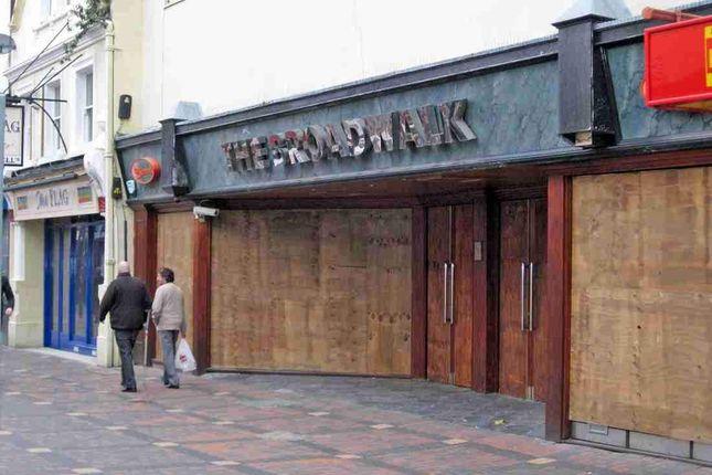 Thumbnail Restaurant/cafe to let in Bridge Street, Swindon