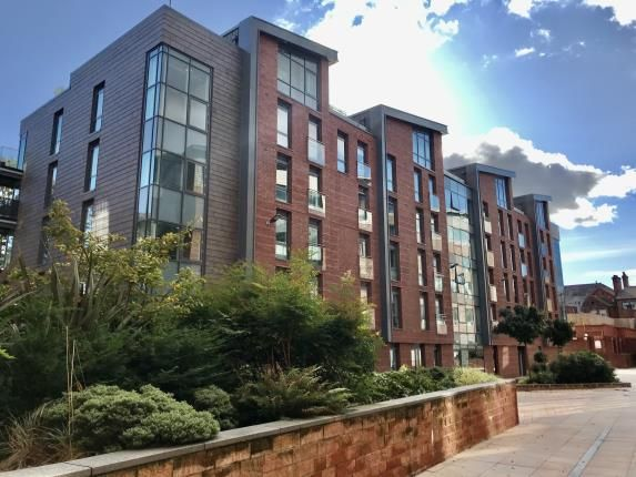 Thumbnail Flat for sale in Cestria, Chester, Cheshire