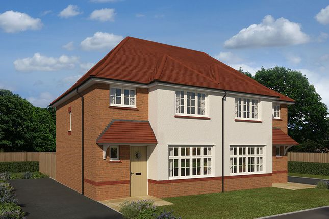 """Thumbnail Semi-detached house for sale in """"Ludlow"""" at Estcourt Road, Gloucester"""