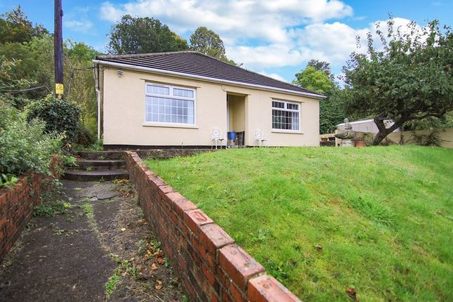 Thumbnail Bungalow for sale in Blaenavon Road, Govilon, Abergavenny, Monmouthshire
