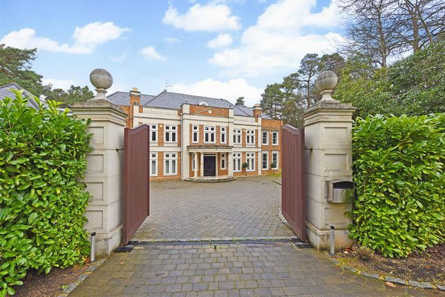 Detached house for sale in Camp End Road, St. Georges Hill, Weybridge