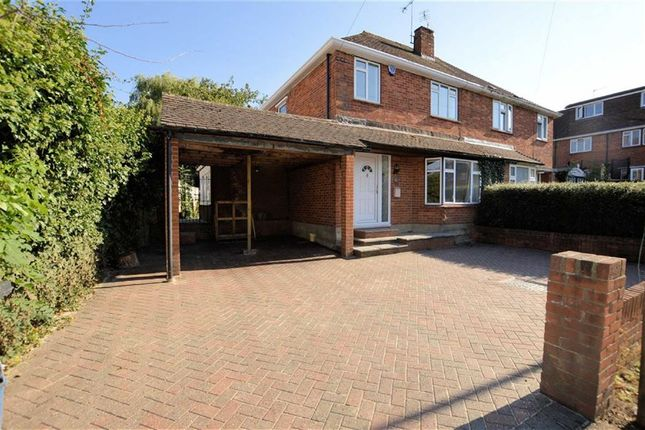 Thumbnail Semi-detached house to rent in Lower Swaines, Epping
