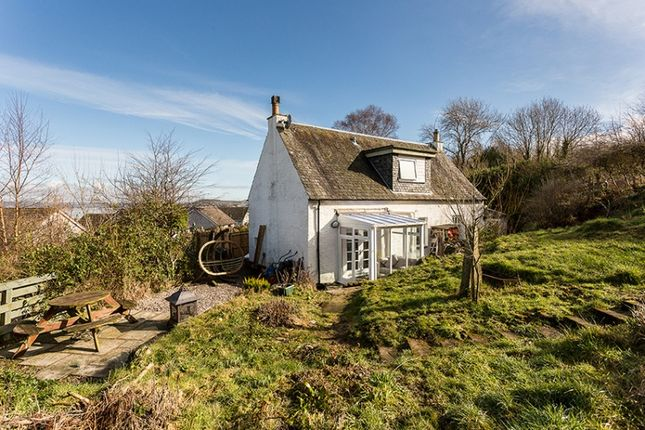 Thumbnail Cottage for sale in Crosshill Terrace, Wormit, Fife
