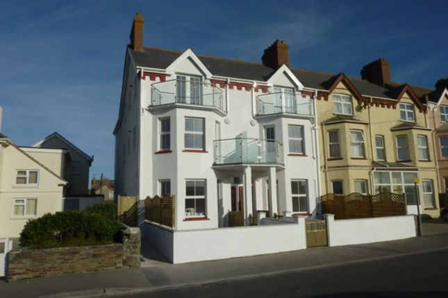 Thumbnail Flat to rent in Downs View, Bude