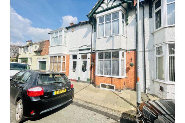 4 bed terraced house for sale in Sandringham Road, Northampton NN1