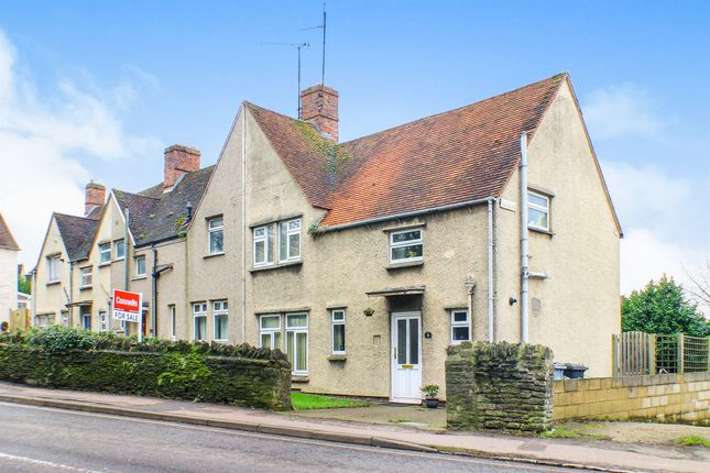 Thumbnail End terrace house for sale in Newland, Witney