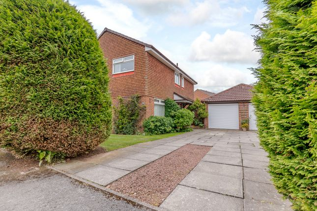 Thumbnail Detached house for sale in St. Johns Close, Northallerton