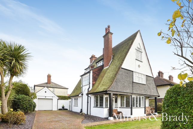 Thumbnail Detached house for sale in Windsor Avenue, Great Yarmouth