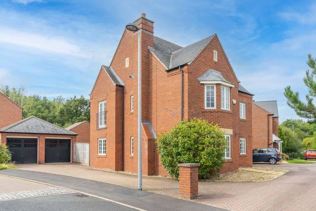 4 bed detached house to rent in Wallett Drive, Muxton, Telford TF2