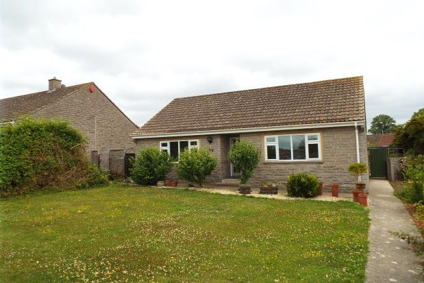 Thumbnail Bungalow to rent in St. Marys Park, Huish Episcopi, Langport