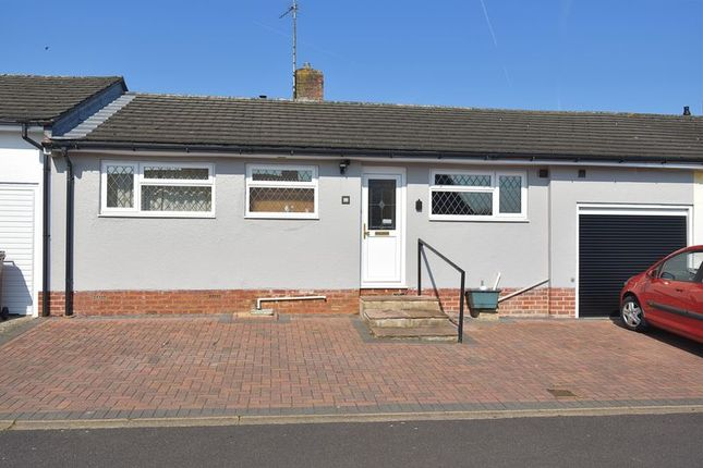 Thumbnail Semi-detached bungalow to rent in Fairthorne Rise, Old Basing, Basingstoke