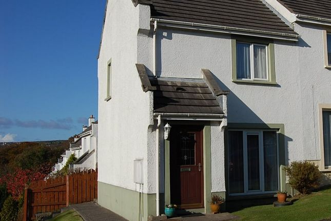 Thumbnail Semi-detached house to rent in Ballakermeen Close, Douglas, Isle Of Man