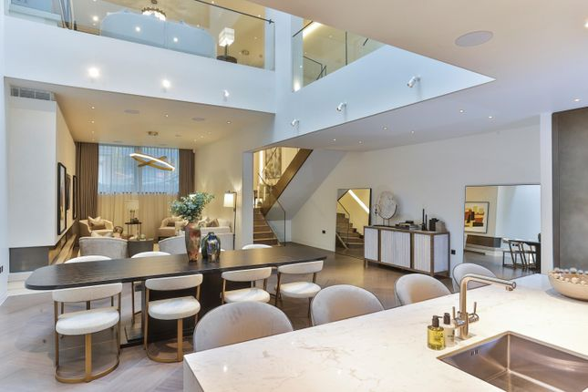 4 bed terraced house for sale in The Beaumont Townhouses, 22B Beaumont Mews, Marylebone, London W1G