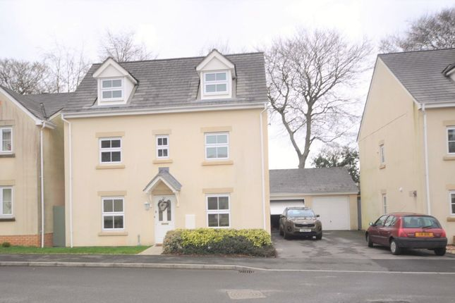 4 bed detached house for sale in 12 Parc Starling, Johnstown, Carmarthenshire