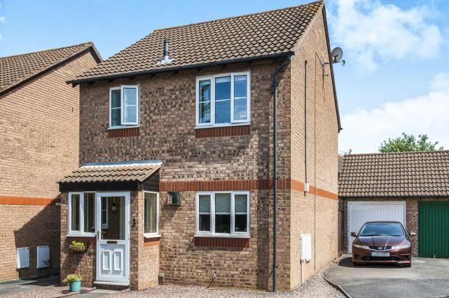 Thumbnail Link-detached house for sale in Trajan Close, Abbeymead, Gloucester, Gloucestershire