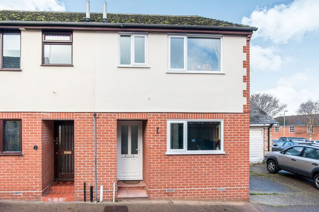3 bed semi-detached house for sale in Union Street West, Stowmarket