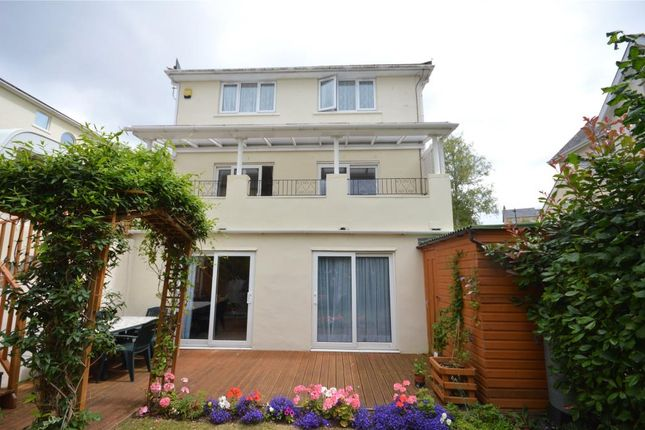 Thumbnail Detached house for sale in Ferndale Road, Teignmouth, Devon