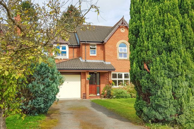 Thumbnail Detached house to rent in Gingerbread Lane, Nantwich
