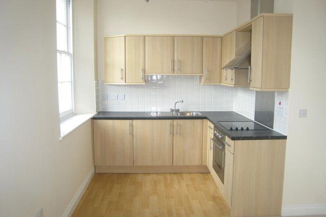 Kitchen of Victoria House, Wellington Street, Teignmouth, Devon TQ14