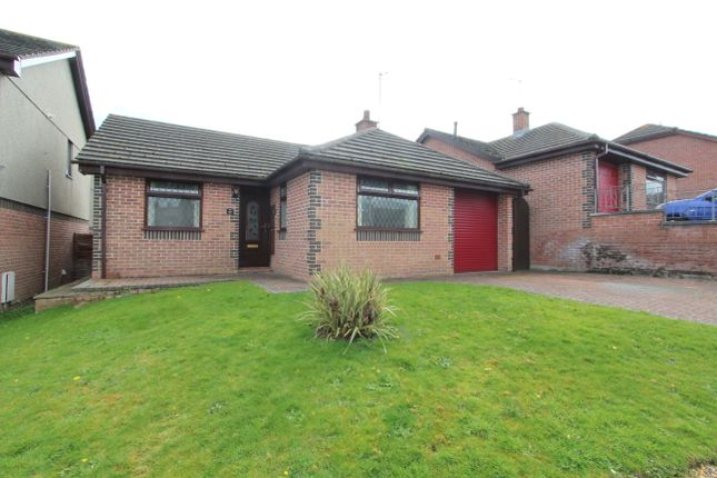 Thumbnail Detached bungalow to rent in Sennen Close, Torpoint