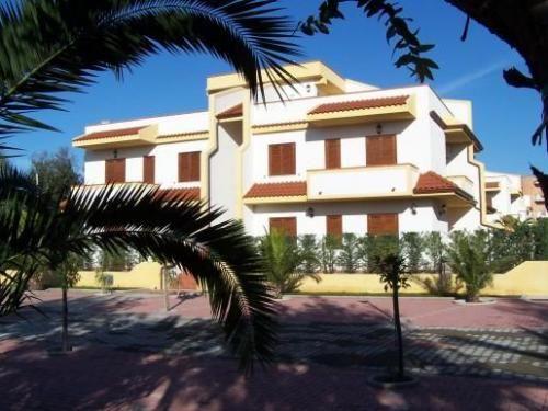 External of Via Campo Volo, Scalea, Calabria, Italy