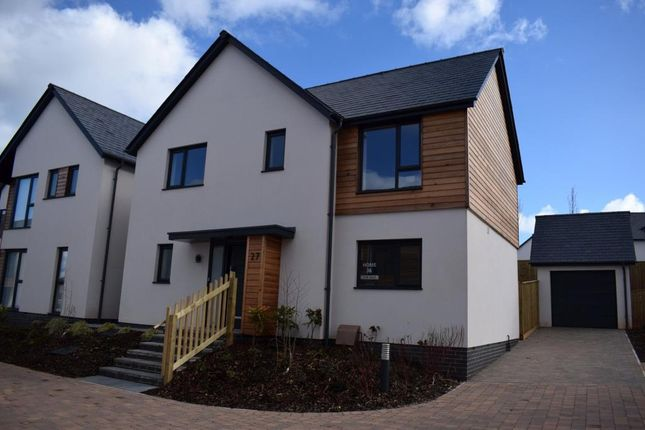 Thumbnail Detached house for sale in Moorview Crescent, Marldon, Paignton