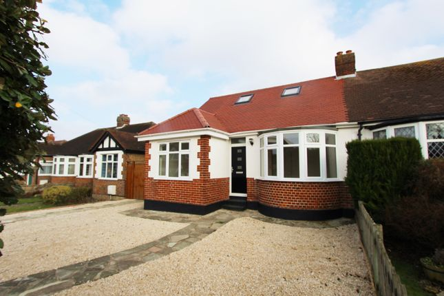 Thumbnail Semi-detached house to rent in Seaforth Gardens, Stoneleigh, Epsom