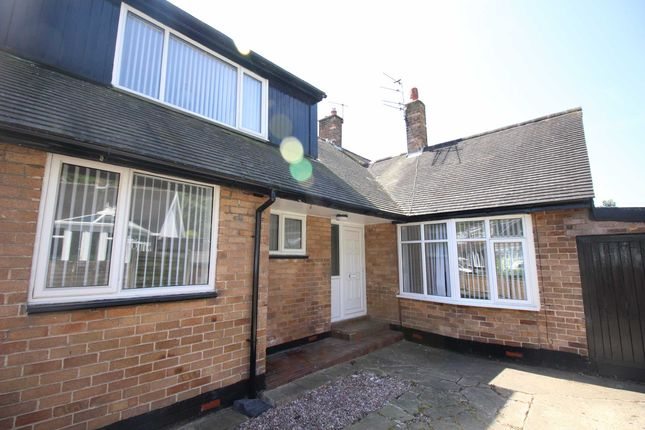 Thumbnail Semi-detached bungalow to rent in Greenhey, Lytham St. Annes