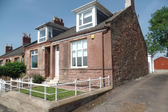 Thumbnail Detached house to rent in Glasgow Road, Wishaw