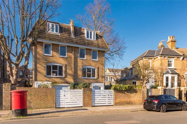Thumbnail Semi-detached house for sale in Northampton Park, Canonbury, Islington, London