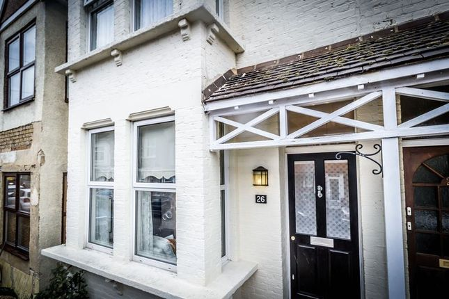 Thumbnail Terraced house for sale in Garfield Road, London