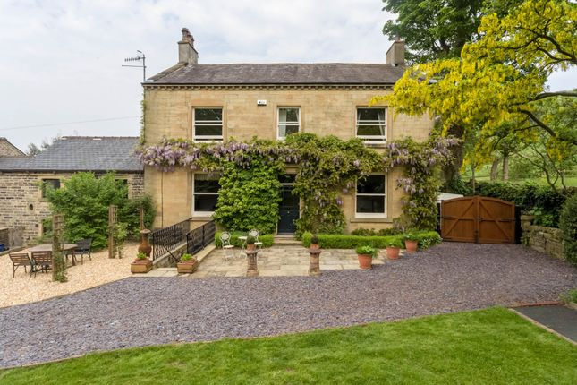Thumbnail Link-detached house for sale in Hall Ing, Honley, Holmfirth