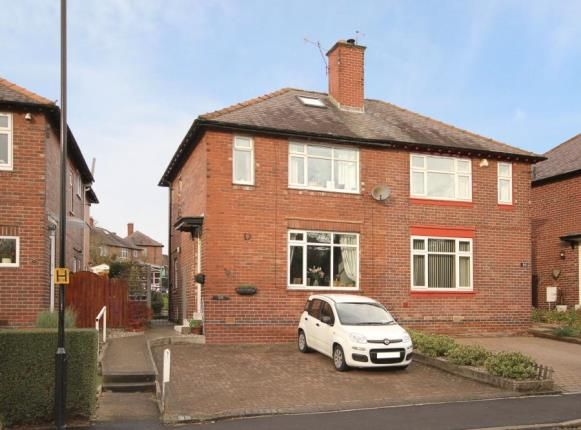 Thumbnail Semi-detached house for sale in Glover Road, Totley Rise, Sheffield, South Yorkshire