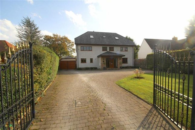 Thumbnail Detached house for sale in Woodplumpton Lane, Broughton, Preston