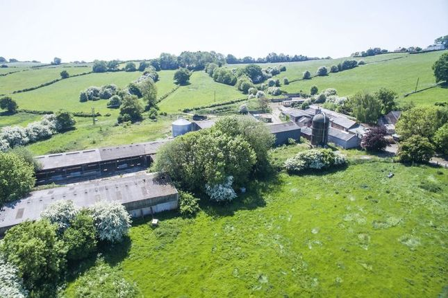 Thumbnail Farmhouse for sale in Buckland Hollow, Ambergate, Belper