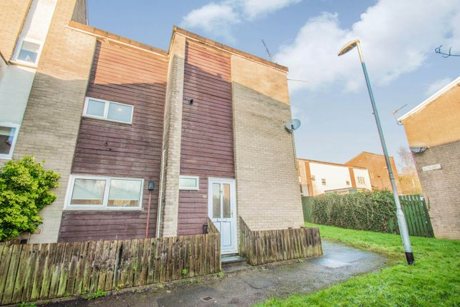 Thumbnail End terrace house for sale in Neerings, Coed Eva, Cwmbran