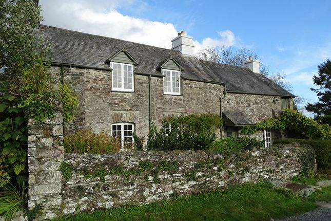 Thumbnail Detached house to rent in Metherell, Callington