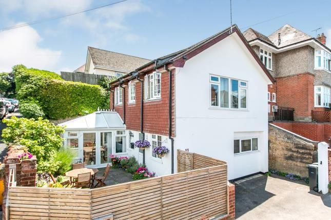 Thumbnail Detached house for sale in St. Albans Road, Bournemouth
