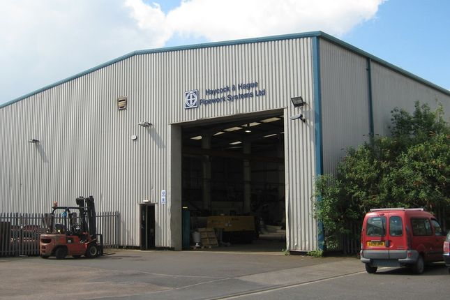Thumbnail Industrial for sale in Vivars Industrial Estate, Vivars Way, Selby
